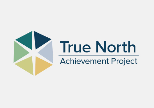 True North Acheivement Project Logo and Website